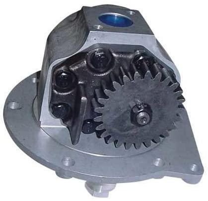 v613-Pompe hydraulique - Type d\'engrenage montée sur transmission