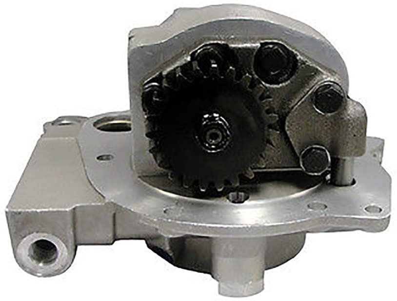 v775-Pompe hydraulique à engrenages tandem