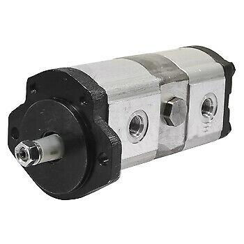 v580-Pompe hydraulique Direction + pompe auxiliaire