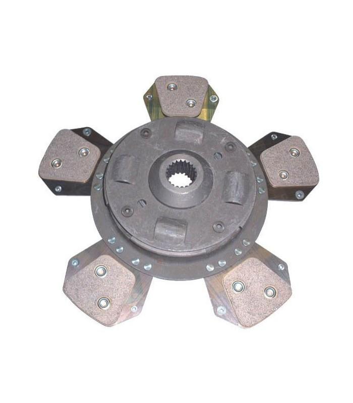 v5208-Plaque entraînée par embrayage - 12  305mm- 21 cannelures