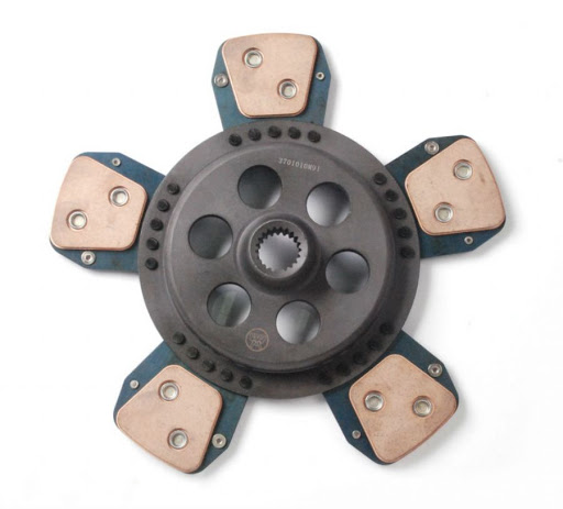 v5292-Disque d\'embrayage - principale 5 palettes  12  300mm    , 10 cannelures