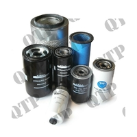 Kit de Filtres pour  Ford New Holland Types : TS100, TS110, TS115, TS90