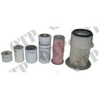 Kit de Filtres pour Industriel Types : Fermec