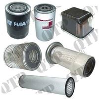 Kit de Filtres pour John Deere  Types : 3050, 3150,