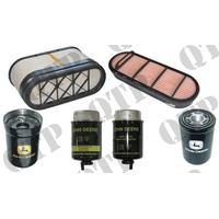 Kit de Filtres pour John Deere  Types :6020,6120,6220,6320,6420, 6520, 6020 Premium, 6120 Premium, 6220 Premium, 6320 Premium, 6420 Premium, 6520 Premium