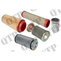 Kit de Filtres pour  Massey Ferguson Types : 4245, 4255, 4265, 4270