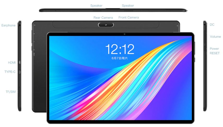 TABLETTE ANDROID 4G WIFI 11 POUCES TECLAST M16