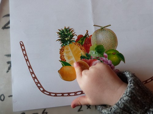 Gommettes-stickers-fruits