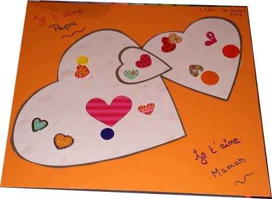bbec05117a73 Bricolages Fête des Mères et des Pères - Blog de Ma Gommette
