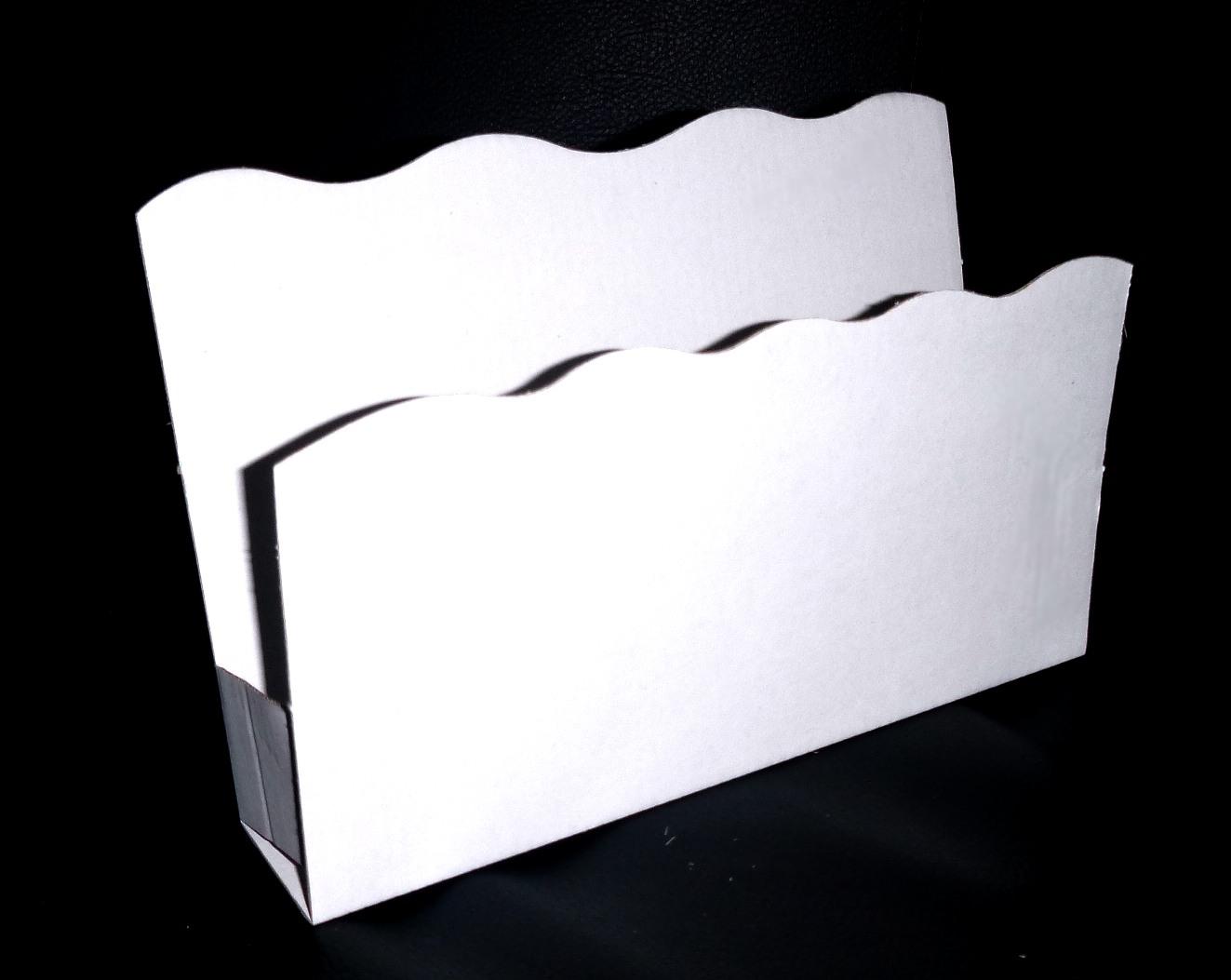 Porte Serviettes à Décorer en carton