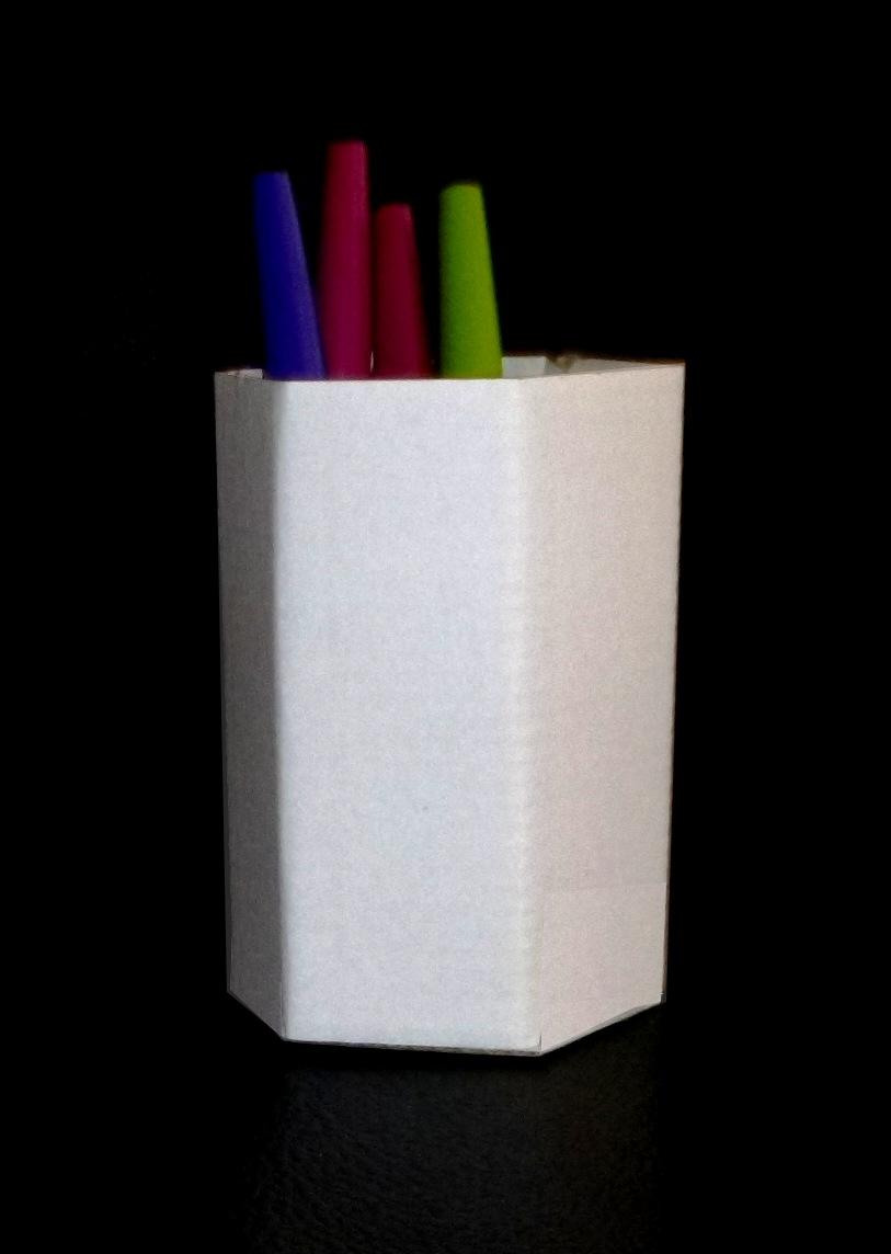 Pot à Crayon à Décorer - Spécial fête des mères
