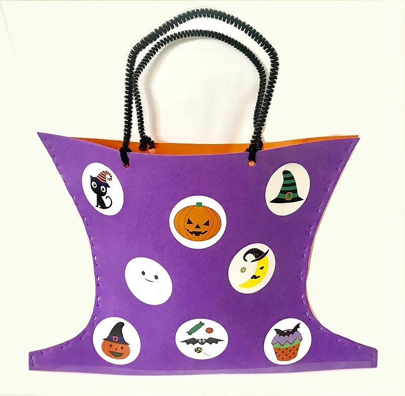 officiel de vente chaude authentique beau KIT Bricolage Sac à bonbons Halloween