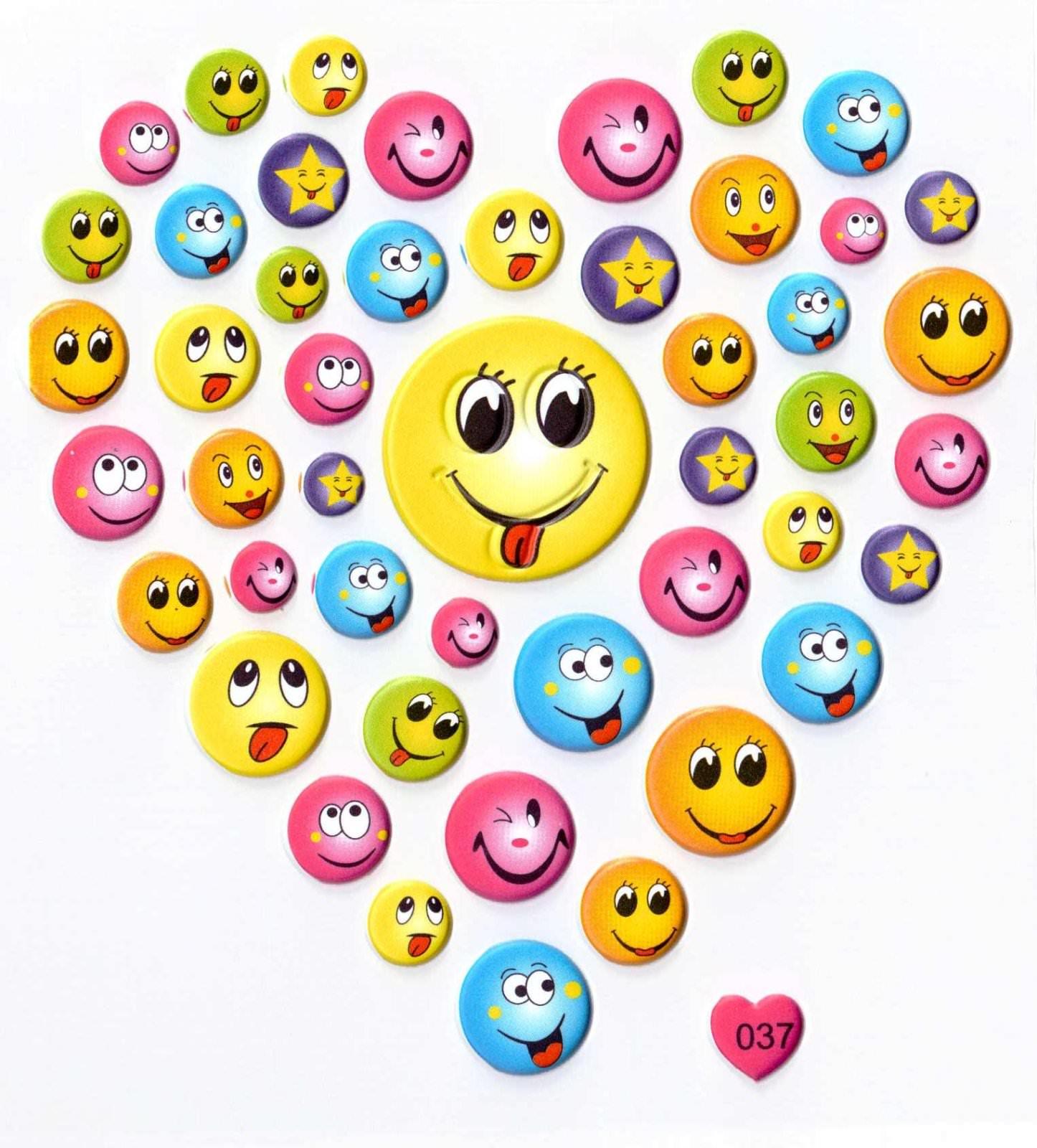 Gommette smiley gommettes autocollantes c 39 est la f te - Smiley a imprimer ...