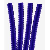4 Cure Pipe 30Cm Bleu Foncé