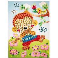 Mosaïque Cristal Baby LoL 26 x 19 cm