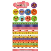 Kawaii Mini Masking Tape Delicious