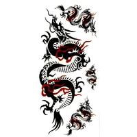 Tatouage Temporaire Dragons Magiques