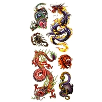 Tatoo Lavable Magic Fantasy