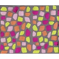 Stickers Metallisés Soleil d'été, 20X15 cm