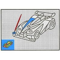 Peinture Magique Formule 1