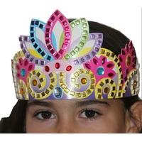 couronne mosaique