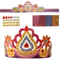 couronne des rois mosaique autocollante 2
