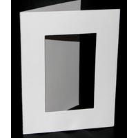 Cadre photo à decorer rectangle 17x22cm