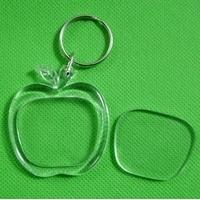 Porte Clé Pomme à Décorer