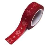 Masking Tape Etoiles de Noel