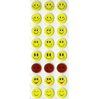 24 Smileys