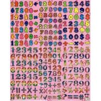 gommette nombres et additions