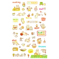 Stickers Kawaii Mignon Cooking