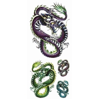 Tattoo Decalco Serpent