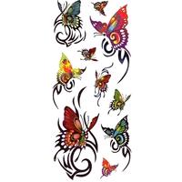 Tatouage Enfant Lavable Papillon