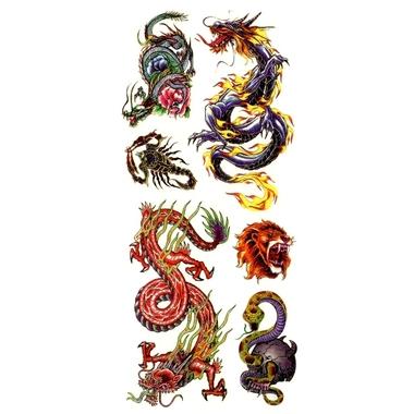 tatooo Animaux Magiques