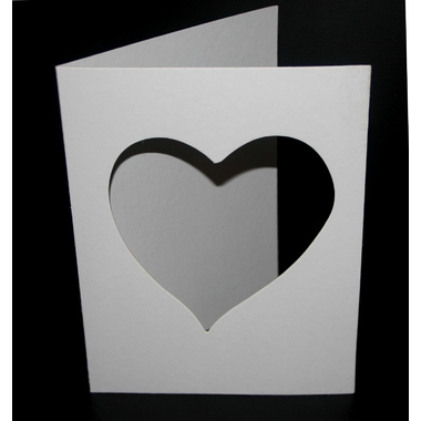 cadre photo en carton à décorer