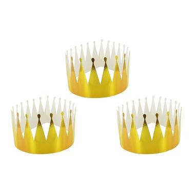 lot de 3 couronnes princesse à decorer
