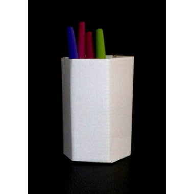 Porte crayon à decorer