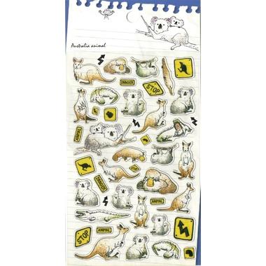 stickers kangourou