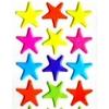 Gommettes Enfant Etoiles Colorées 3D