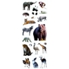 Stickers Animaux Zoo et Lapin  3D