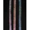 3 rubans en Organza 30cm x 1cm