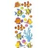 Sticker Fantaisie Poisson Paillette 3D