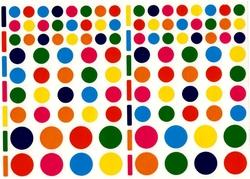 gommettes-rondes-multicolore