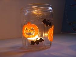 blog halloween idée bricolage gommette 3