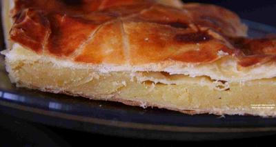 Dans la cuisine blog de ma gommette - Recette facile galette des rois ...