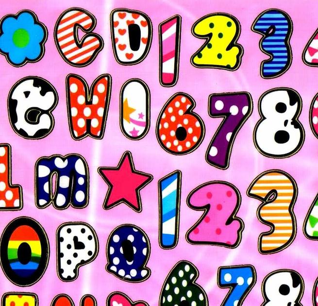 gommettes chiffres et lettres color s gommettes enfants gommettes chiffres et lettres magommette. Black Bedroom Furniture Sets. Home Design Ideas