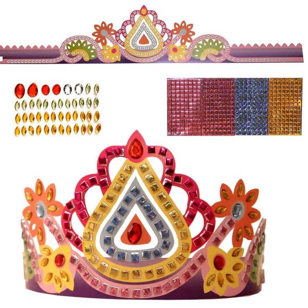 Plaque Mosaique Autocollante : couronne des rois mosaique loisirs cr atifs kits ~ Premium-room.com Idées de Décoration