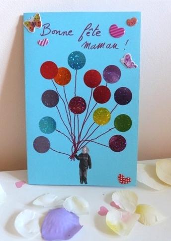 Bricolages f te des m res et des p res blog de ma gommette - Idee pour la fete des meres ...