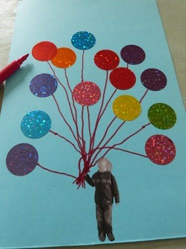 Bricolages f te des m res et des p res blog de ma gommette - Carte fete des peres maternelle ...